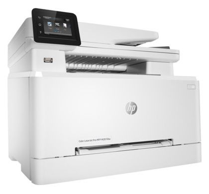 HP LaserJet Pro M281fdw Laser Multifunction Printer - Colour - Plain Paper Print - Desktop RightMaximum