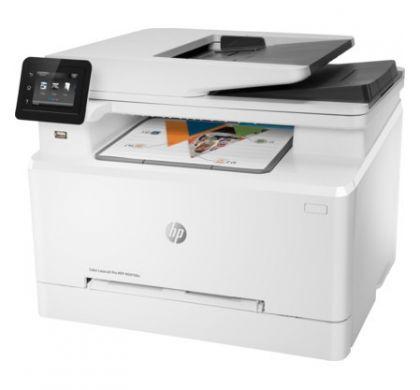 HP LaserJet Pro M281fdw Laser Multifunction Printer - Colour - Plain Paper Print - Desktop LeftMaximum