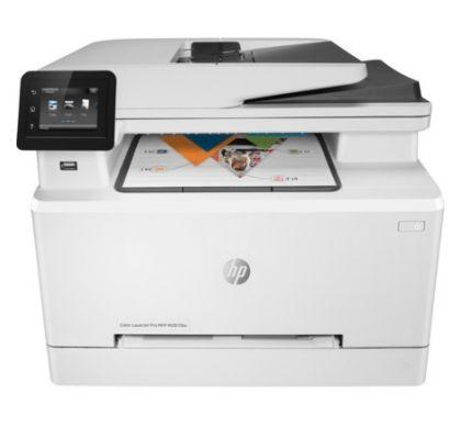 HP LaserJet Pro M281fdw Laser Multifunction Printer - Colour - Plain Paper Print - Desktop FrontMaximum