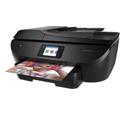 HP Envy 7820 Inkjet Multifunction Printer - Colour - Photo Print - Desktop LeftMaximum