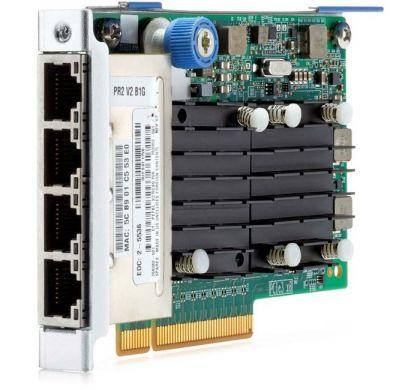 HPE HP 536FLR-T 10Gigabit Ethernet Card for Server
