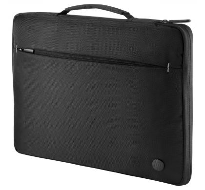 "HP Business Carrying Case (Sleeve) for 35.8 cm (14.1"") Notebook, Document, Accessories - Black"
