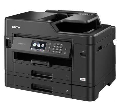 BROTHER Business Smart MFC-J5730DW Inkjet Multifunction Printer - Colour - Plain Paper Print - Desktop LeftMaximum