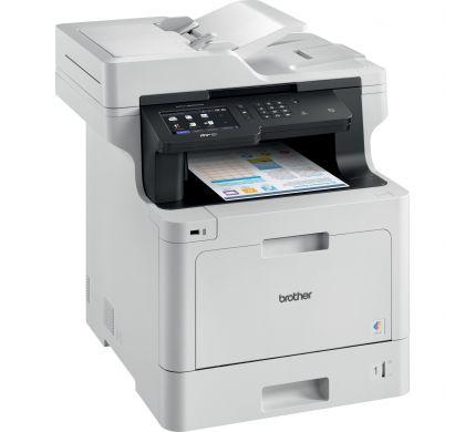 BROTHER MFC-L8900CDW Laser Multifunction Printer - Colour - Plain Paper Print - Desktop RightMaximum