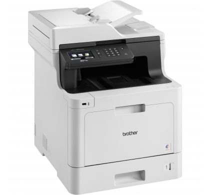 BROTHER Professional MFC-L8690CDW Laser Multifunction Printer - Colour - Plain Paper Print - Desktop RightMaximum