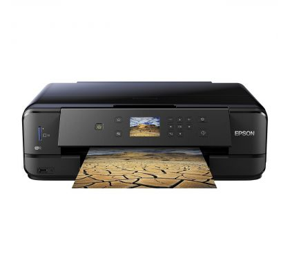 EPSON Expression Premium XP-900 Inkjet Multifunction Printer - Colour - Photo/Disc Print - Desktop