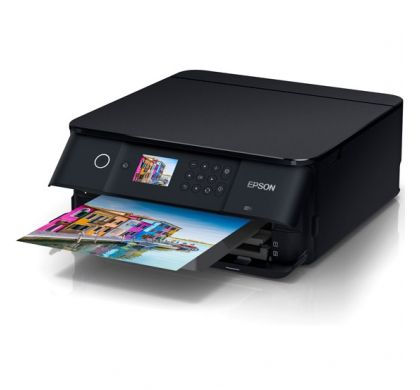 EPSON Expression Premium XP-6000 Inkjet Multifunction Printer - Colour - Photo Print - Desktop TopMaximum