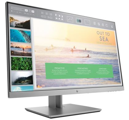 "HP Business E233 58.4 cm (23"") LED LCD Monitor - 16:9 - 5 ms RightMaximum"