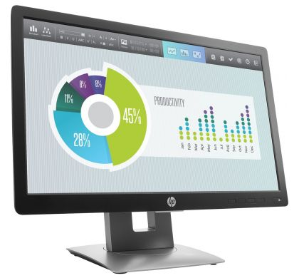 "HP Business E202 50.8 cm (20"") LED LCD Monitor - 16:9 - 7 ms RightMaximum"