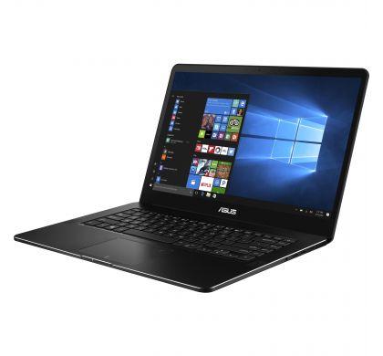 "ASUS ZenBook Pro UX550VD-BN014R 39.6 cm (15.6"") Touchscreen LCD Notebook - Intel Core i7 (7th Gen) i7-7700HQ Quad-core (4 Core) 2.80 GHz - 16 GB DDR4 SDRAM - 512 GB SSD - Windows 10 Pro 64-bit - 1920 x 1080"