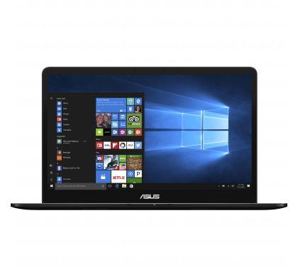 "ASUS ZenBook Pro UX550VD-BN014R 39.6 cm (15.6"") Touchscreen LCD Notebook - Intel Core i7 (7th Gen) i7-7700HQ Quad-core (4 Core) 2.80 GHz - 16 GB DDR4 SDRAM - 512 GB SSD - Windows 10 Pro 64-bit - 1920 x 1080 FrontMaximum"