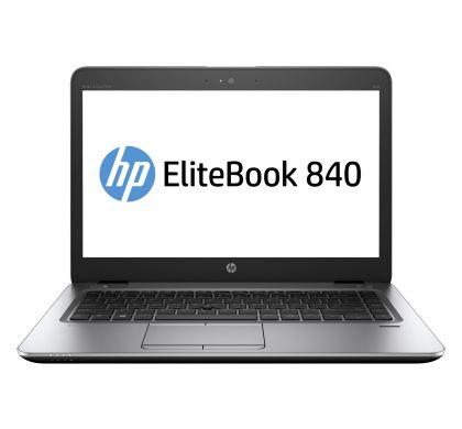 "HP EliteBook 840 G3 35.6 cm (14"") LCD Notebook - Intel Core i5 (6th Gen) i5-6300U Dual-core (2 Core) 2.40 GHz - 8 GB DDR4 SDRAM - 256 GB SSD FrontMaximum"