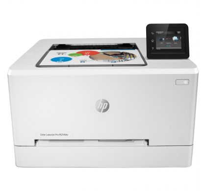 HP LaserJet Pro M254dw Laser Printer - Colour - 600 x 600 dpi Print - Plain Paper Print - Desktop