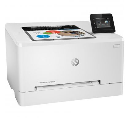 HP LaserJet Pro M254dw Laser Printer - Colour - 600 x 600 dpi Print - Plain Paper Print - Desktop RightMaximum