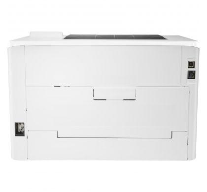 HP LaserJet M254nw Laser Printer - Colour - Plain Paper Print RearMaximum