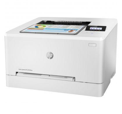HP LaserJet M254nw Laser Printer - Colour - Plain Paper Print LeftMaximum