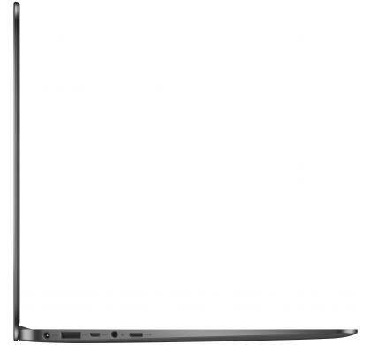 """ASUS ZENBOOK UX430UN-GV122R 35.6 cm (14"""") LCD Notebook - Intel Core i5 (8th Gen) i5-8250U Quad-core (4 Core) 1.60 GHz - 16 GB LPDDR3 - 256 GB SSD - Windows 10 Pro 64-bit - 1920 x 1080 - Tru2Life - Quartz Grey RightMaximum"""