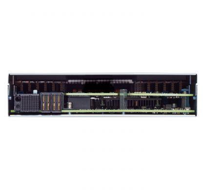 CISCO B200 M5 Blade Server - 2 x Intel Xeon Silver 4114 Deca-core (10 Core) 2.20 GHz - 192 GB Installed DDR4 SDRAM - Serial ATA, 12Gb/s SAS Controller RearMaximum
