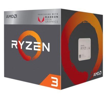 AMD Ryzen 3 2200G Quad-core (4 Core) 3.50 GHz Processor - Socket AM4 - Retail Pack