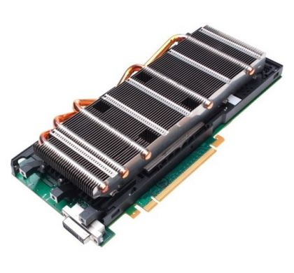 HPE GRID M10 Graphic Card - 4 GPUs - 1.03 GHz Core - 32 GB GDDR5 - Dual Slot Space Required