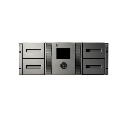 HP StorageWorks MSL4048 Tape Library48 x Cartridge Slot - 4U - Rack-mountable