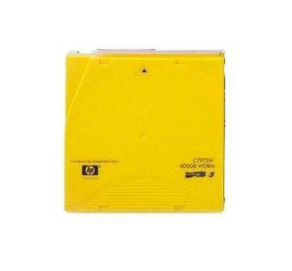 HP Data Cartridge - LTO-3 - 1 Pack
