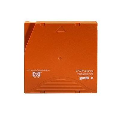 HP Cleaning Cartridge - LTO - 1 Pack