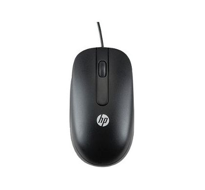 HP Mouse - Laser - Cable