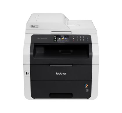 Brother MFC-9330CDW LED Multifunction Printer - Colour - Plain Paper Print - Desktop