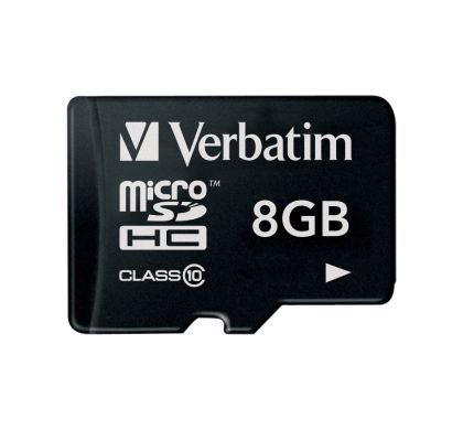Verbatim 44012 8 GB microSD High Capacity (microSDHC)