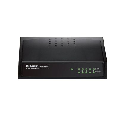 D-LINK DGS-1005A 5 Ports Ethernet Switch