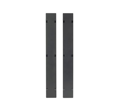 APC Cable Cover - Black - 2 Pack