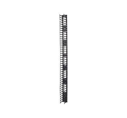 APC Cable Pass-through - Black - 2 Pack