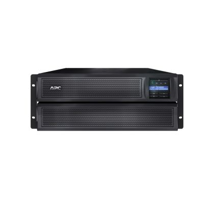 APC Smart-UPS Line-interactive UPS - 3000 VA/2700 W - 4U Tower/Rack Mountable