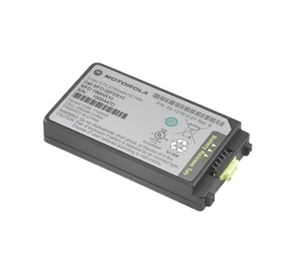 ZEBRA BTRY-MC3XKAB0E-10 Handheld Device Battery - 2700 mAh