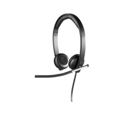 LOGITECH H650e Wired Mono Headset - Over-the-head - Supra-aural