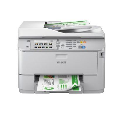 EPSON WorkForce Pro WF-5690 Inkjet Multifunction Printer - Colour - Plain Paper Print - Desktop