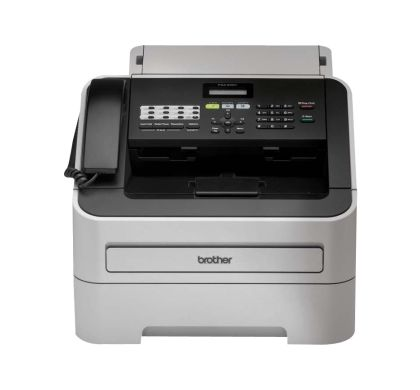 Brother FAX-2950 Laser Multifunction Printer - Monochrome - Plain Paper Print - Desktop
